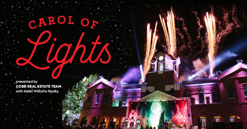 Carol of Lights Reserved Seating – Section D