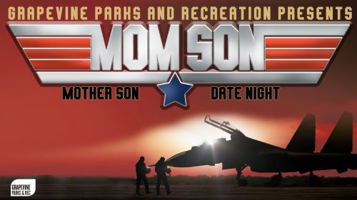Mom Son Date Night: Top Gun